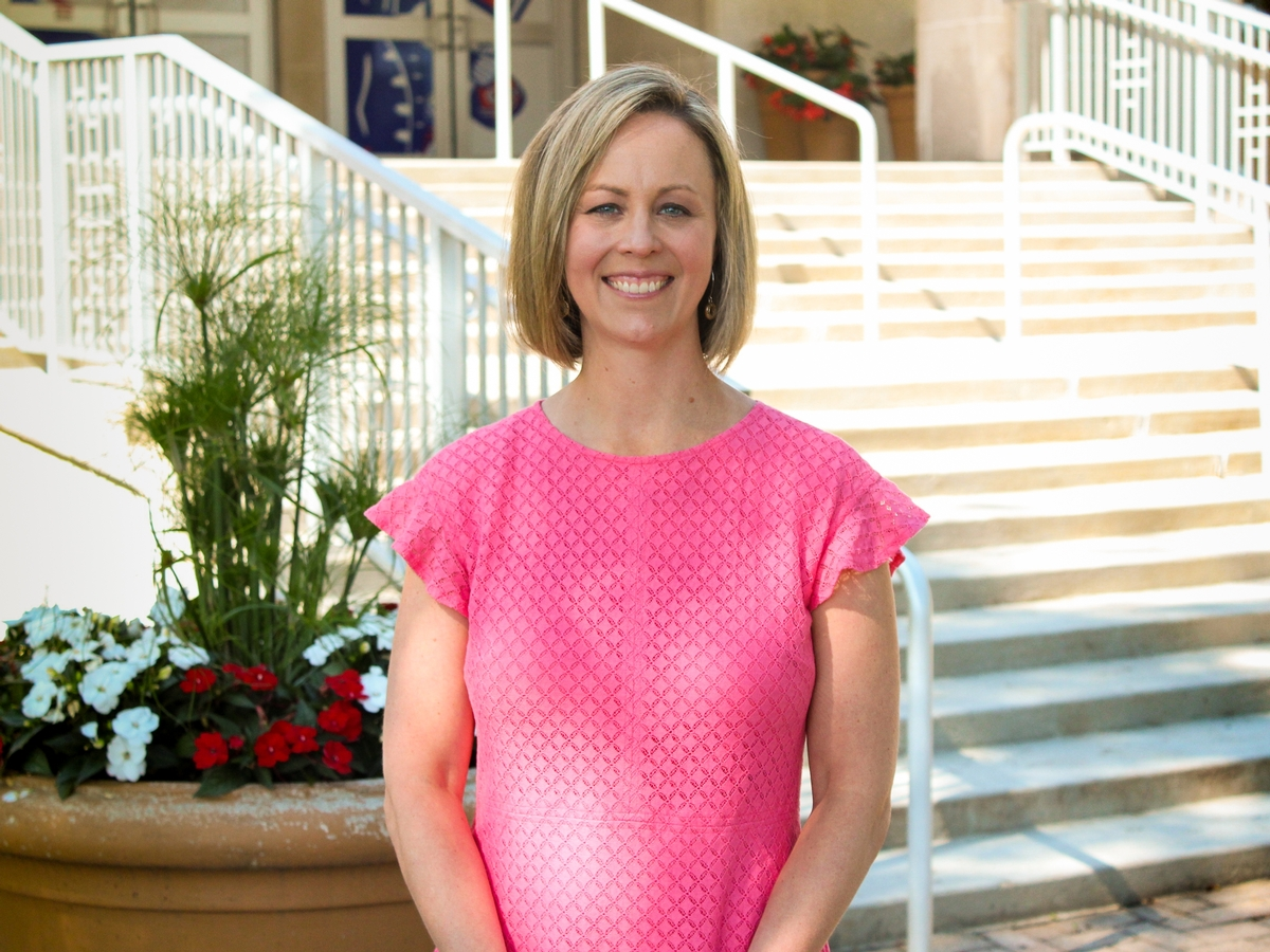 Carroll High School Director of Admissions Heather (Taylor) Terbay '98