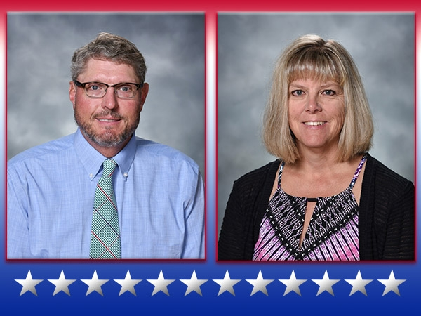 Carroll High School announces new administration team roles for Greg Derus and Jill Kilby