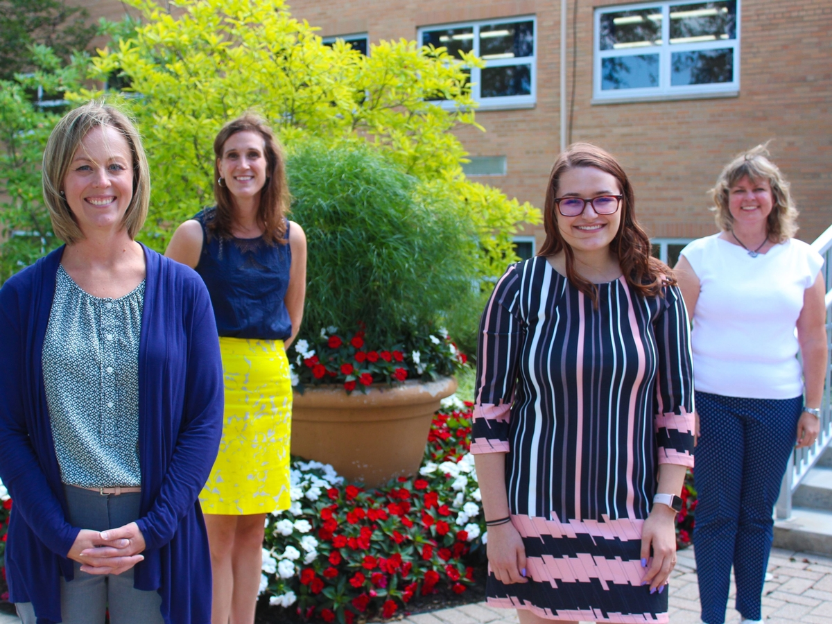 New faculty and staff at Carroll High School for the 2020-21 Academic Year