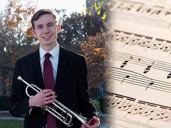 Ryan Buechele '17 at Case Western Reserve University
