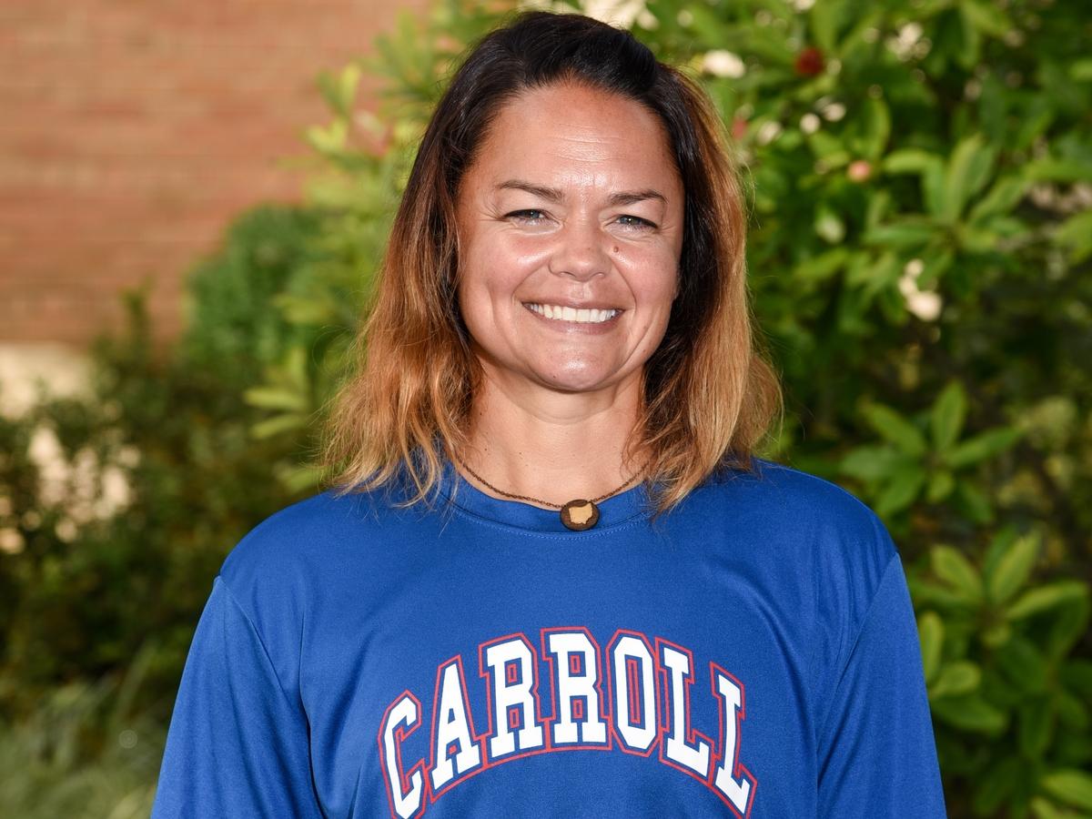 Sarah (Rogers) Flach '99 Carroll Girls' Soccer Varsity Coach