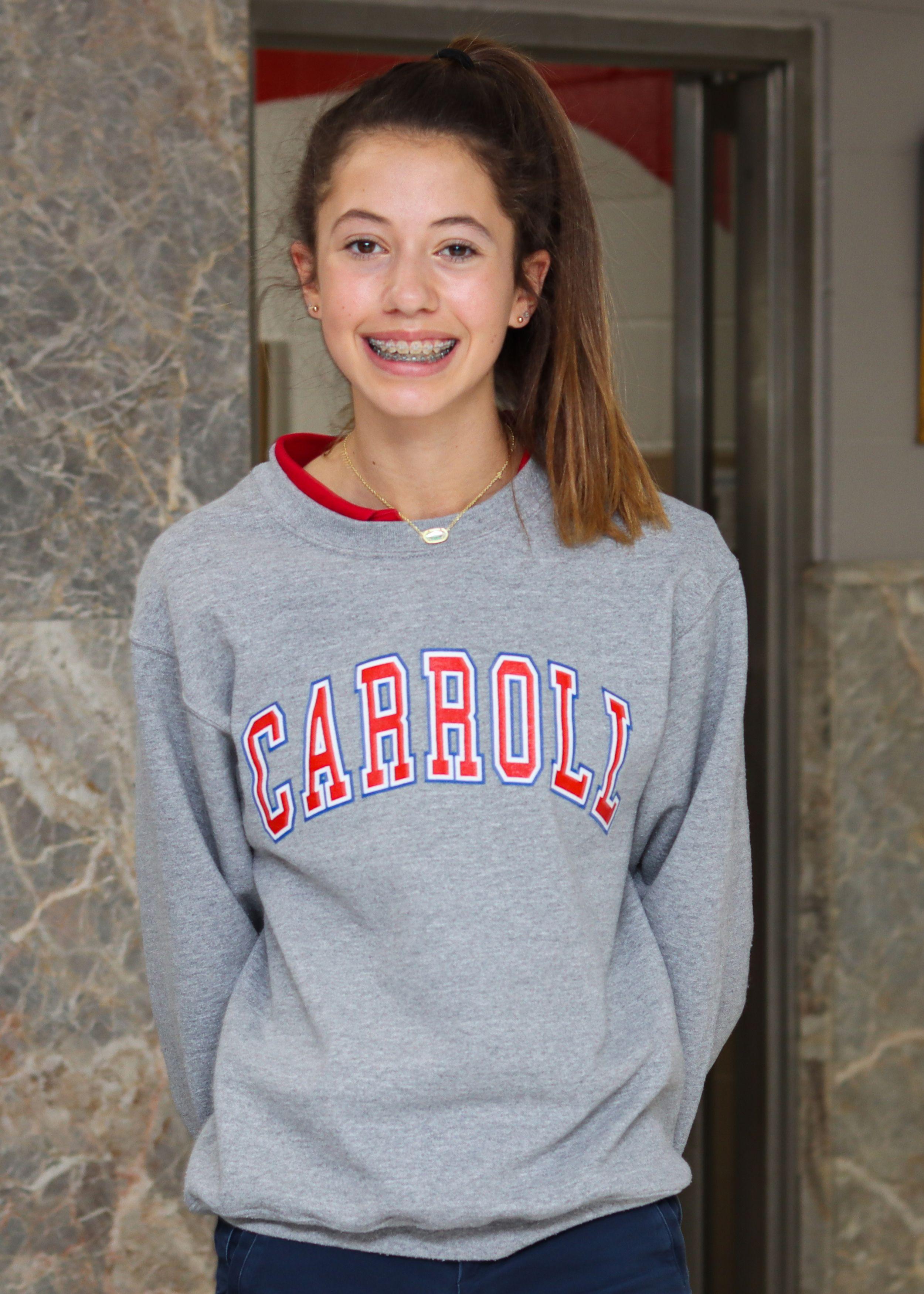Hannah Wagner Leukemia Lymphoma Society Student of the 2021 Canddiate