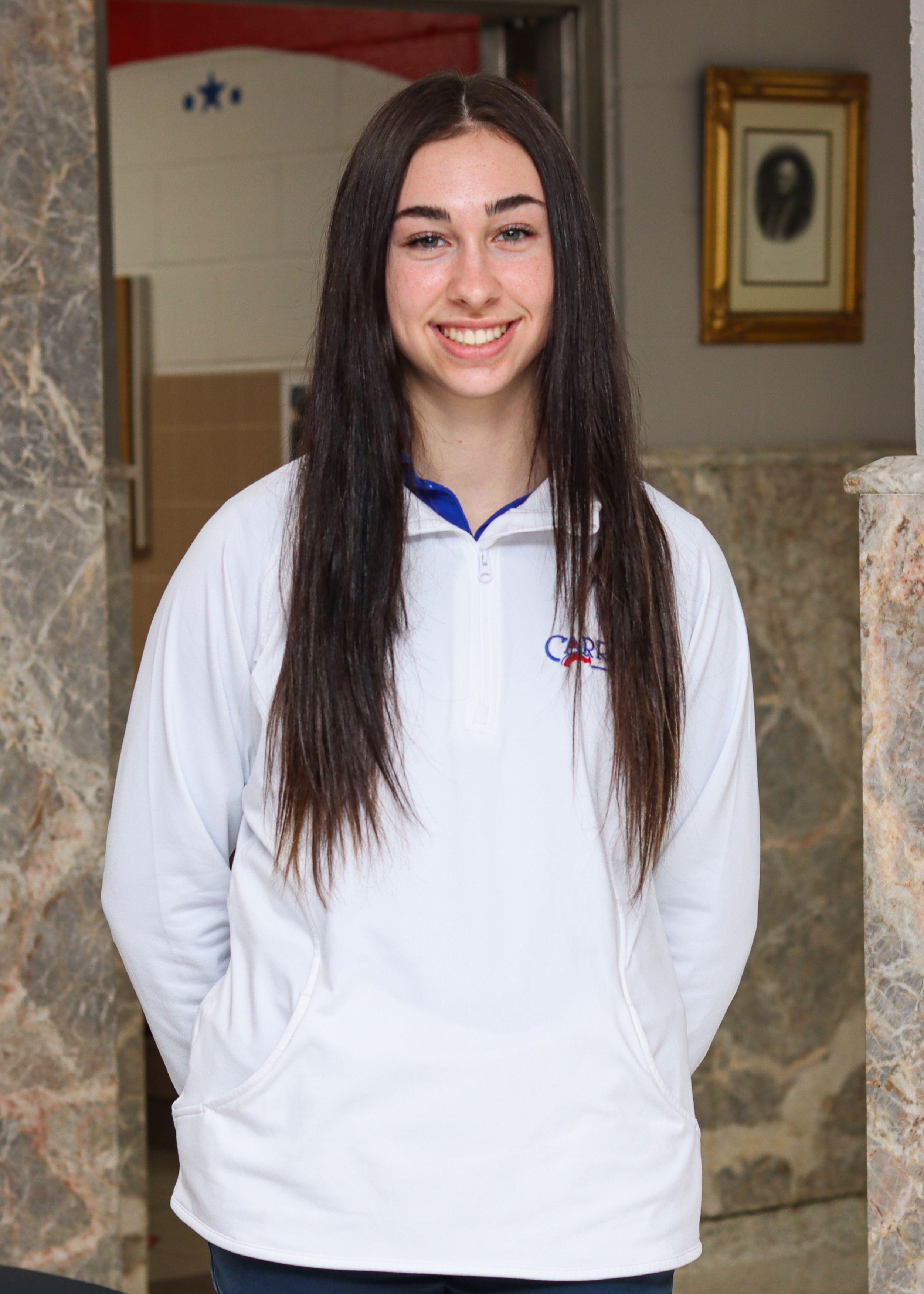 McKenna Lange Leukemia Lymphoma Society Student of the 2021 Canddiate