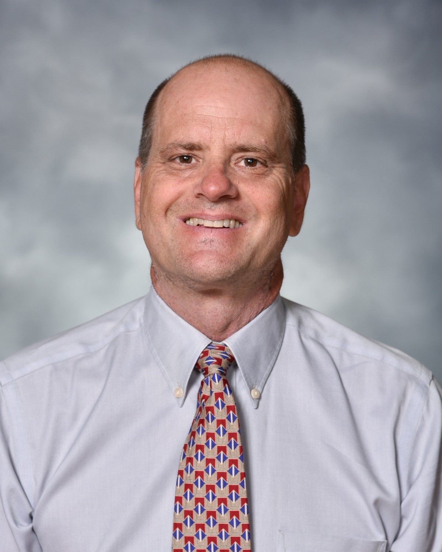 Theology Department Chair Dennis Brun '