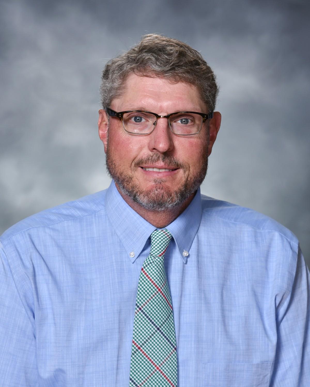 Director of Student Affairs Greg Derus