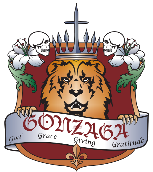 Crest of Gonzaga house