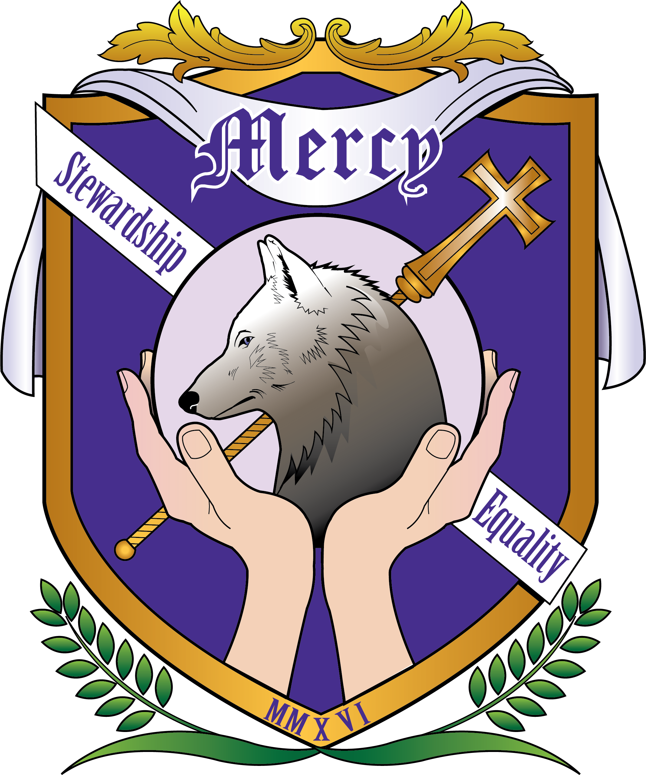 Crest of Mercy Hosue