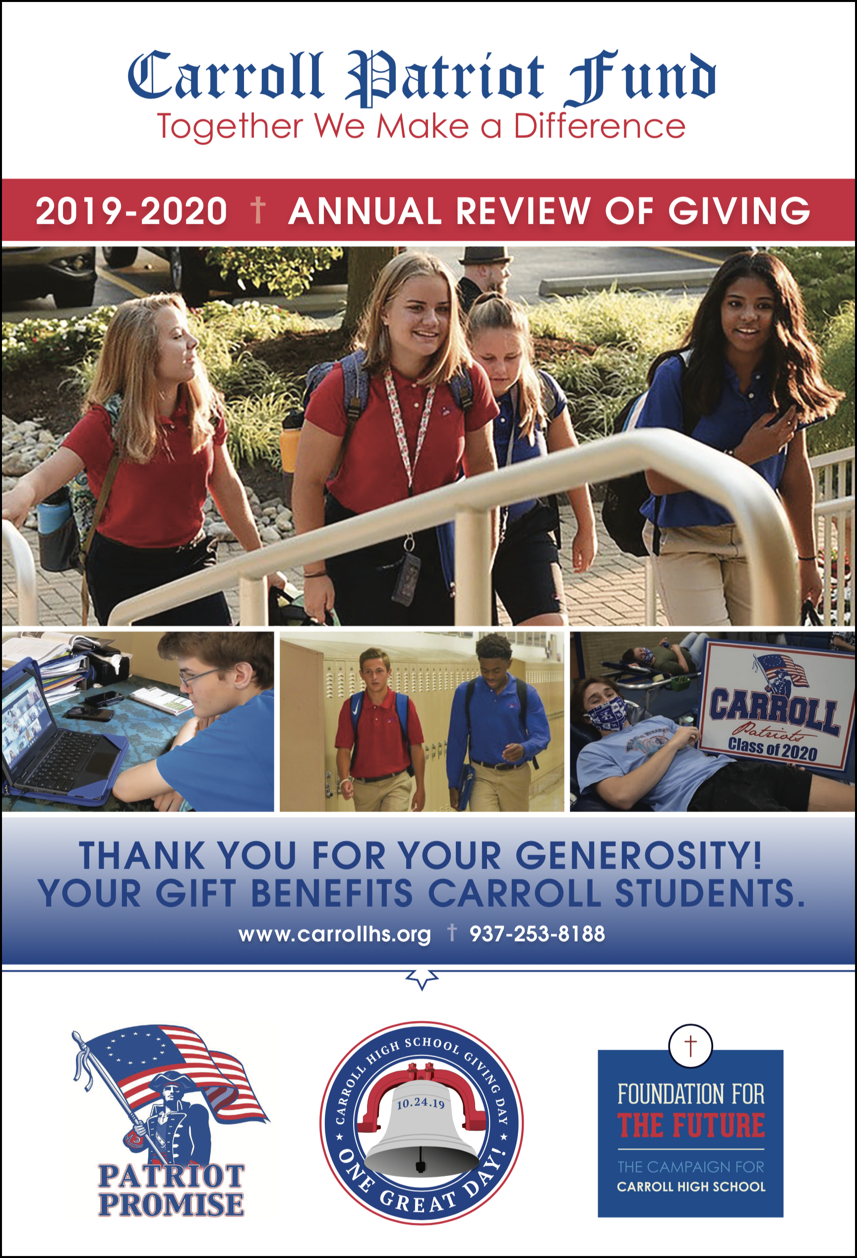 2020 Annual Review of Giving